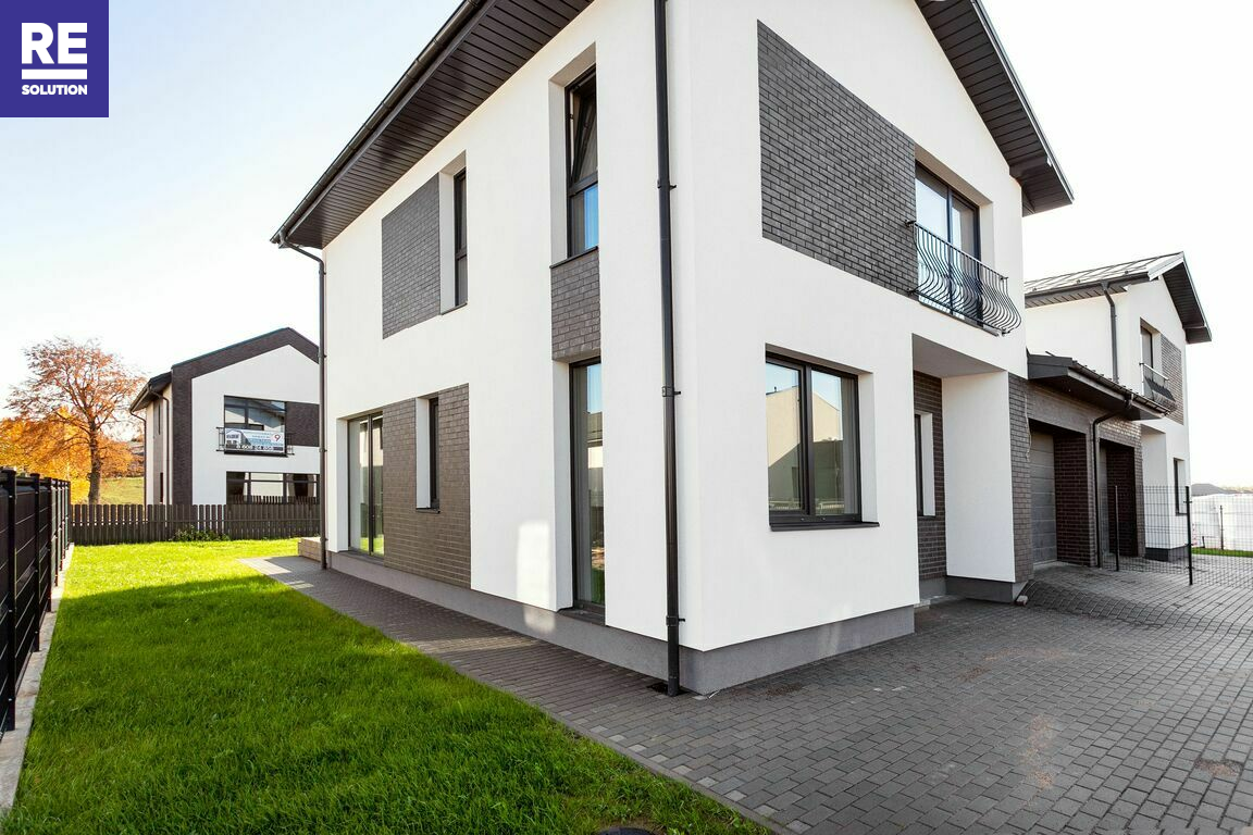 Parduodamas namas Juodasis kel., Pavilnyje, Vilniuje, 131 kv.m ploto, 2 aukštai nuotrauka nr. 22