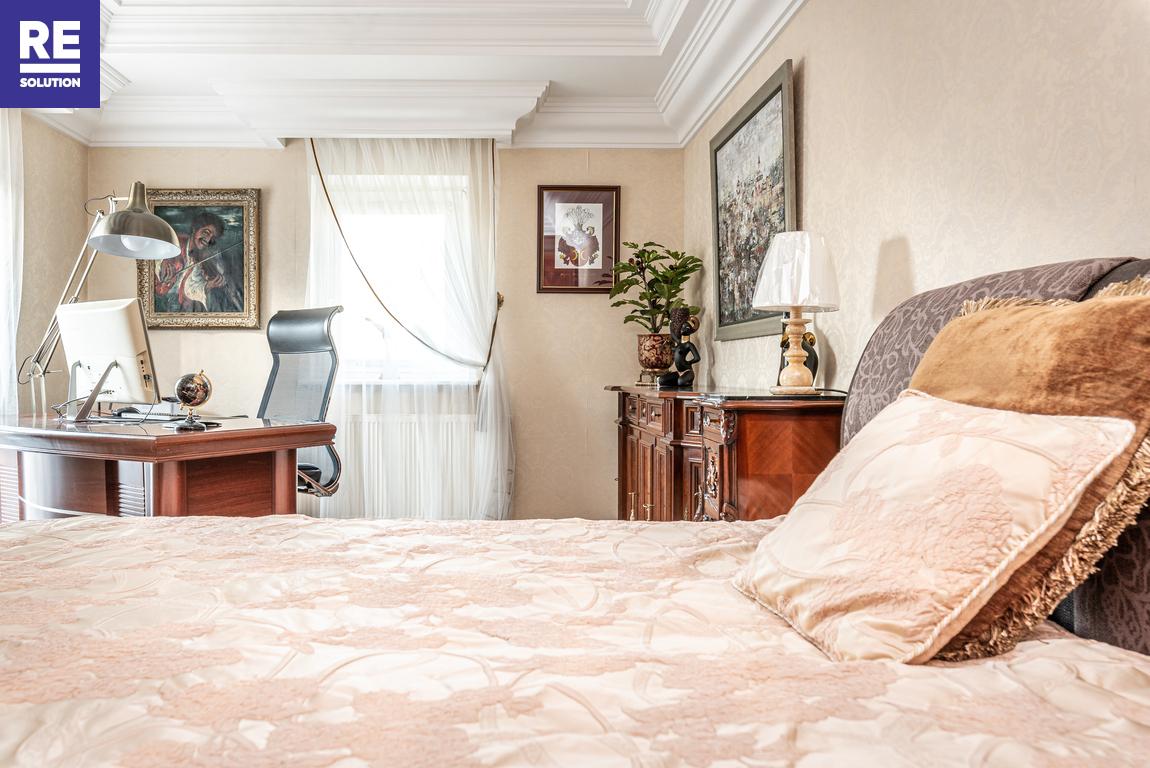 Parduodamas butas Pušų g., Žvėryne, Vilniuje, 186 kv.m ploto, 3 kambariai nuotrauka nr. 14