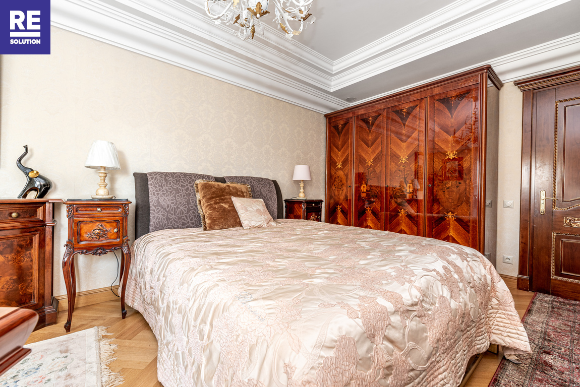 Parduodamas butas Pušų g., Žvėryne, Vilniuje, 186 kv.m ploto, 3 kambariai nuotrauka nr. 15