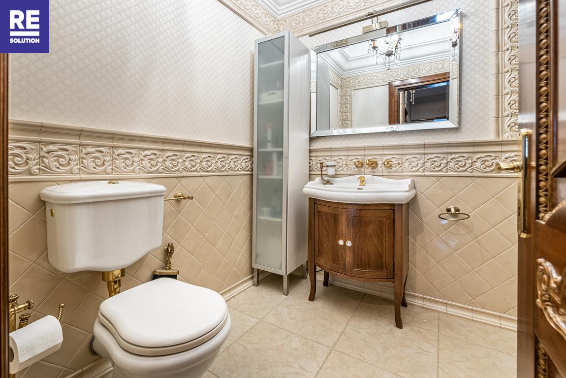 Parduodamas butas Pušų g., Žvėryne, Vilniuje, 186 kv.m ploto, 3 kambariai nuotrauka nr. 17