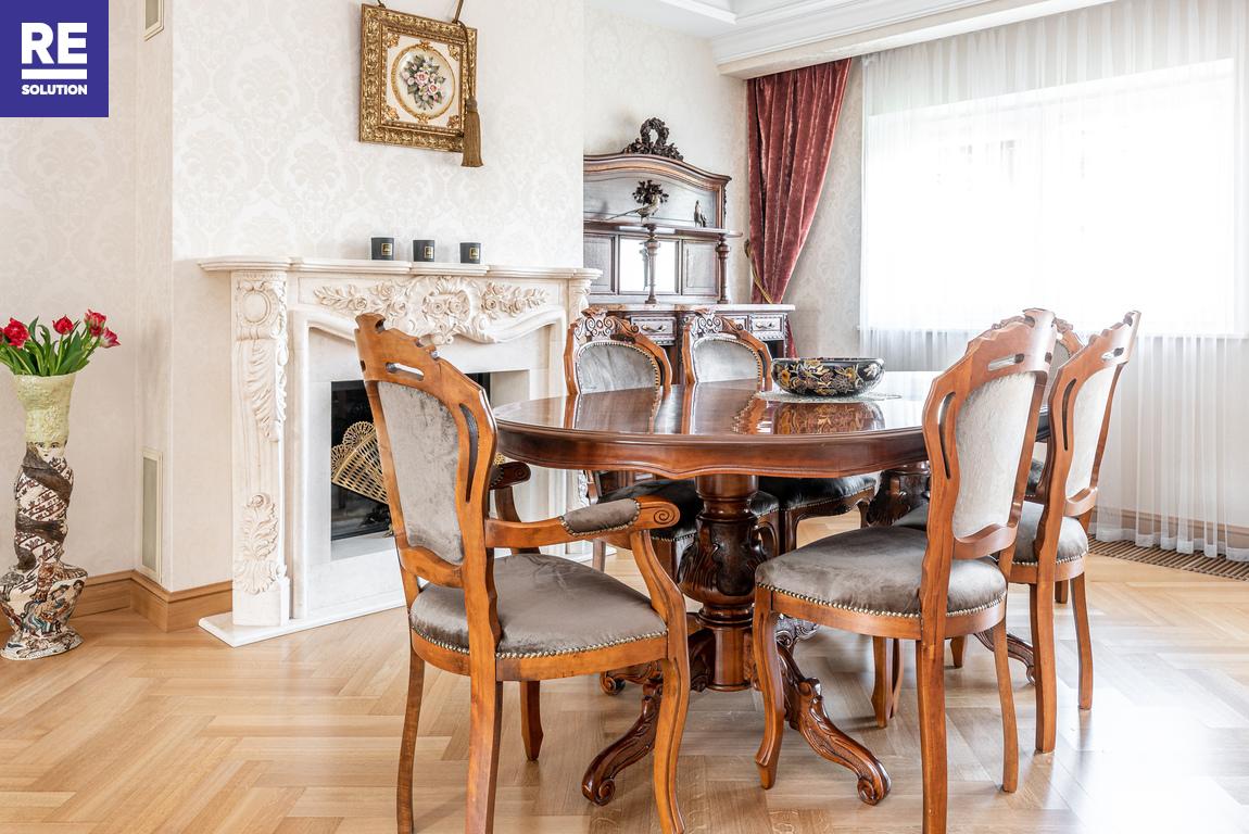 Parduodamas butas Pušų g., Žvėryne, Vilniuje, 186 kv.m ploto, 3 kambariai nuotrauka nr. 4