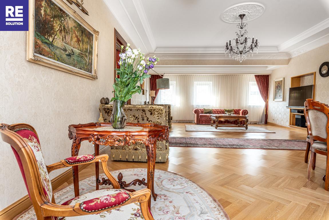 Parduodamas butas Pušų g., Žvėryne, Vilniuje, 186 kv.m ploto, 3 kambariai nuotrauka nr. 6