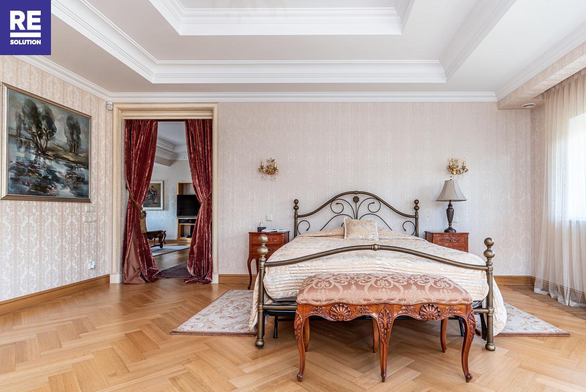 Parduodamas butas Pušų g., Žvėryne, Vilniuje, 186 kv.m ploto, 3 kambariai nuotrauka nr. 19