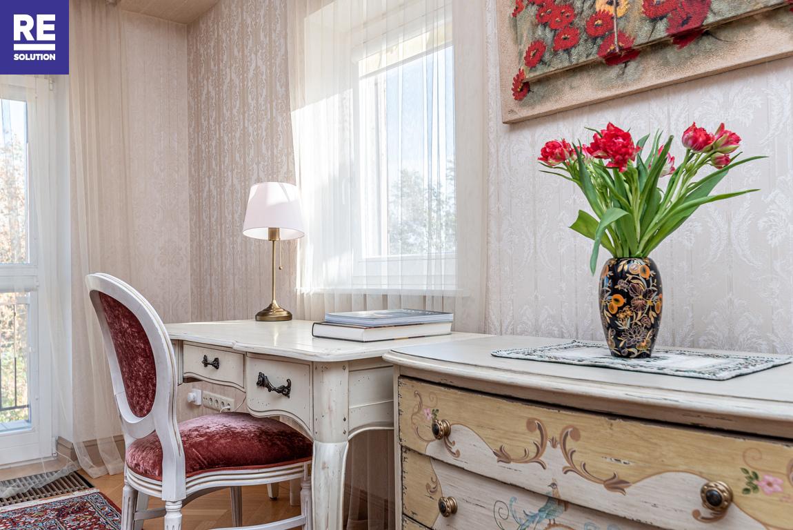 Parduodamas butas Pušų g., Žvėryne, Vilniuje, 186 kv.m ploto, 3 kambariai nuotrauka nr. 23