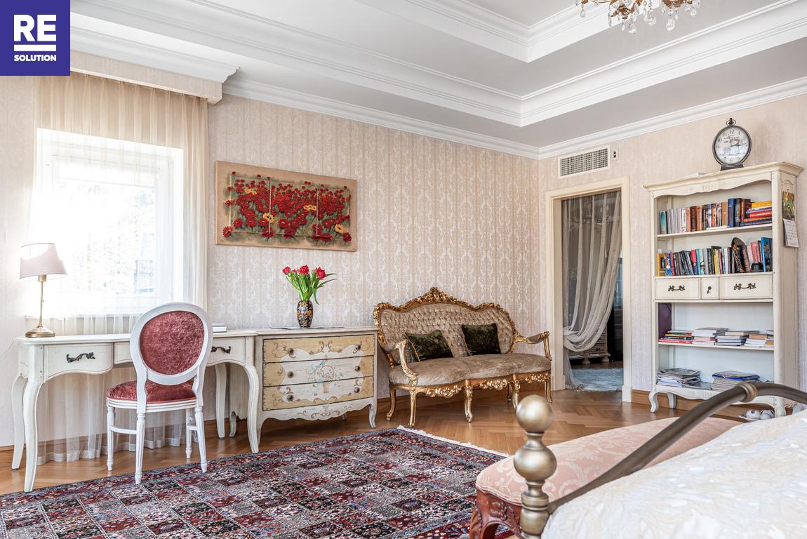 Parduodamas butas Pušų g., Žvėryne, Vilniuje, 186 kv.m ploto, 3 kambariai nuotrauka nr. 24