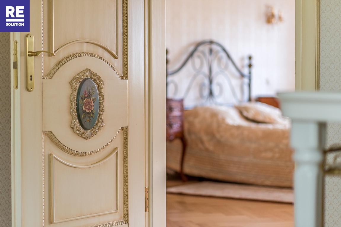 Parduodamas butas Pušų g., Žvėryne, Vilniuje, 186 kv.m ploto, 3 kambariai nuotrauka nr. 25