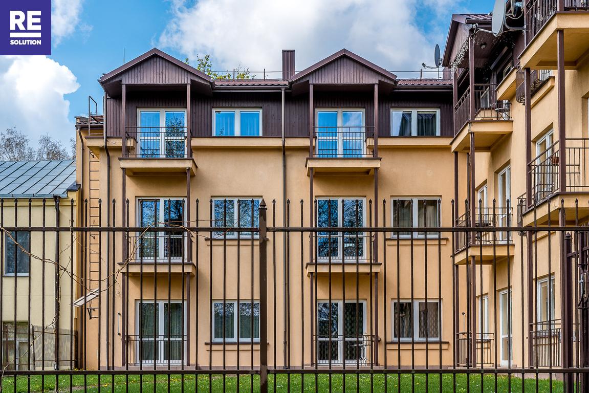 Parduodamas butas Pušų g., Žvėryne, Vilniuje, 186 kv.m ploto, 3 kambariai nuotrauka nr. 27