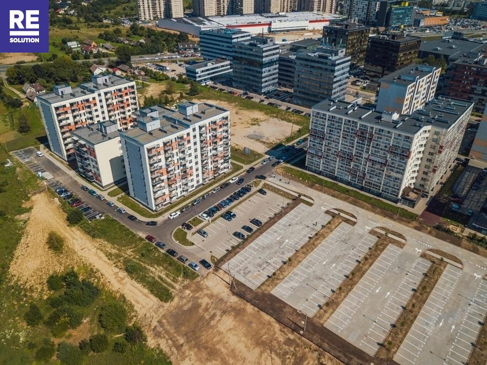 Parduodamas butas Eitminų g., Pašilaičiai, Vilniaus m., Vilniaus m. sav., 48,37 m2 ploto, 2 kambariai