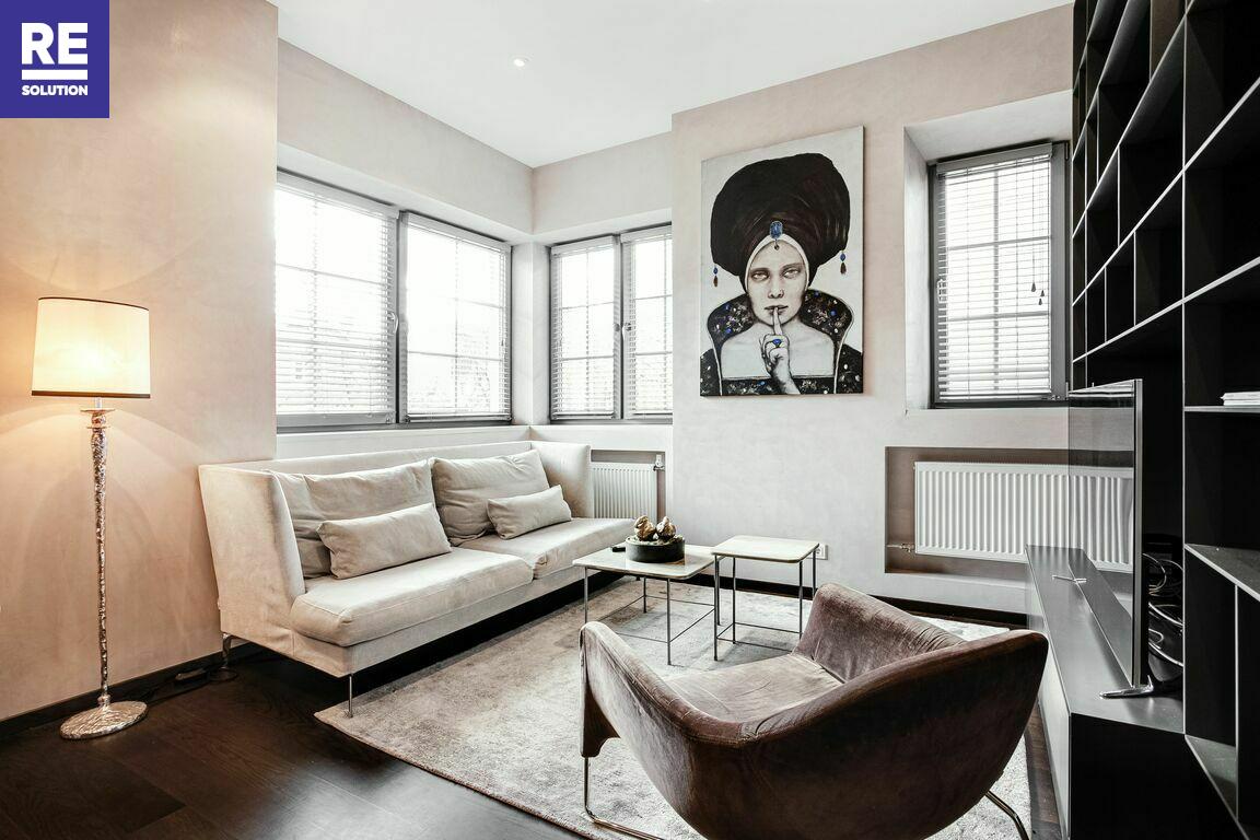 Nuomojamas butas A. Mickevičiaus g., Žvėryne, Vilniuje, 101 kv.m ploto, 4 kambariai nuotrauka nr. 2