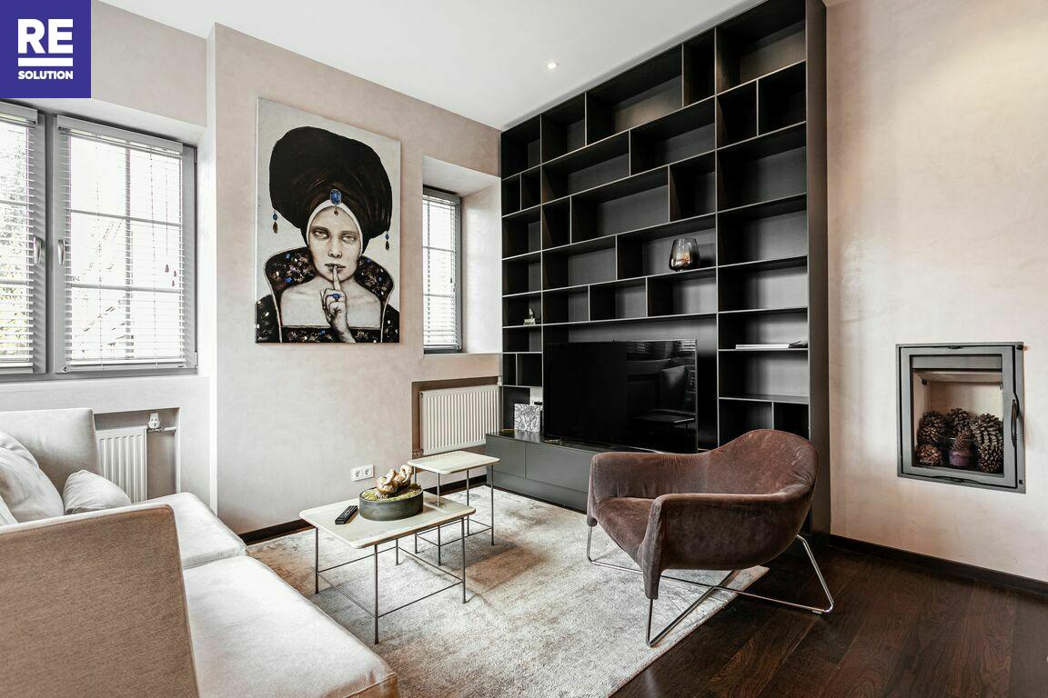 Nuomojamas butas A. Mickevičiaus g., Žvėryne, Vilniuje, 101 kv.m ploto, 4 kambariai nuotrauka nr. 3