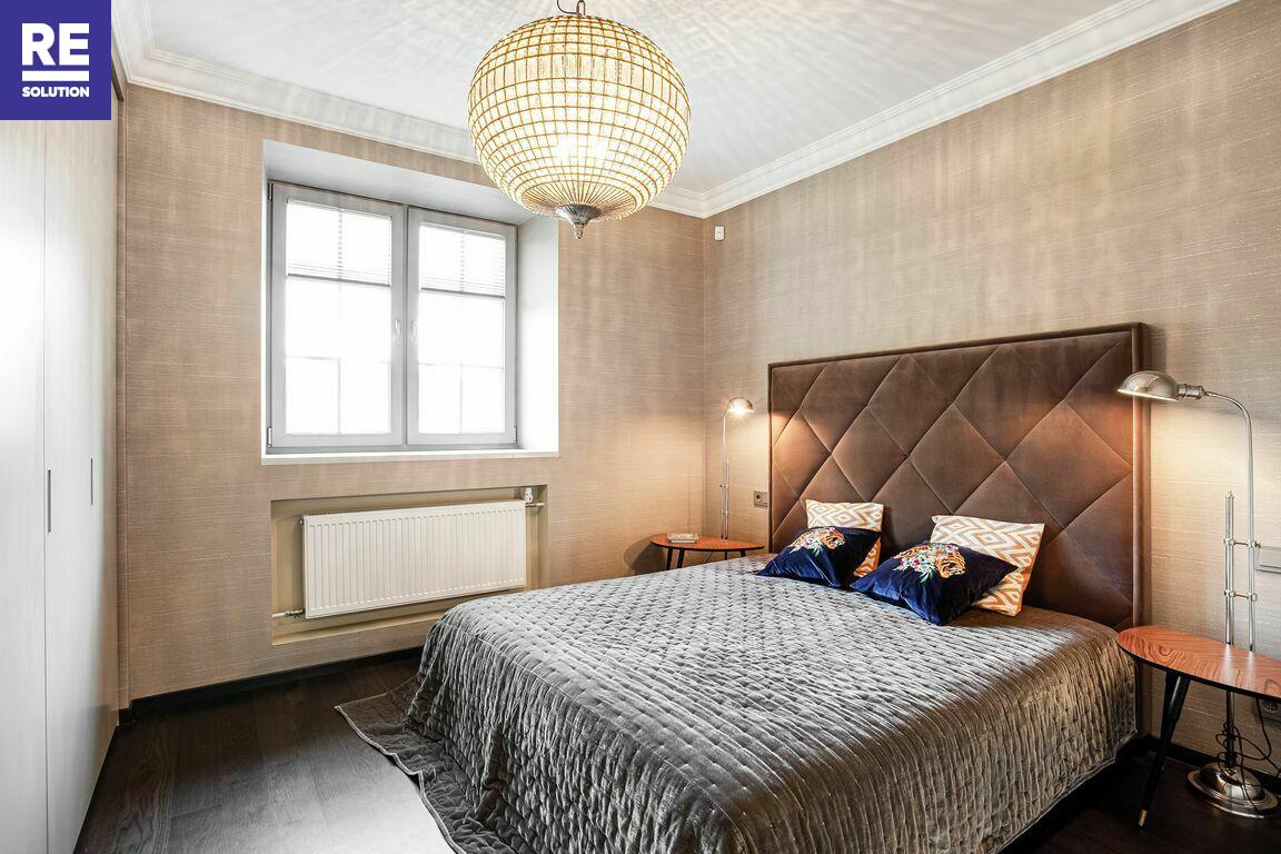 Nuomojamas butas A. Mickevičiaus g., Žvėryne, Vilniuje, 101 kv.m ploto, 4 kambariai nuotrauka nr. 11