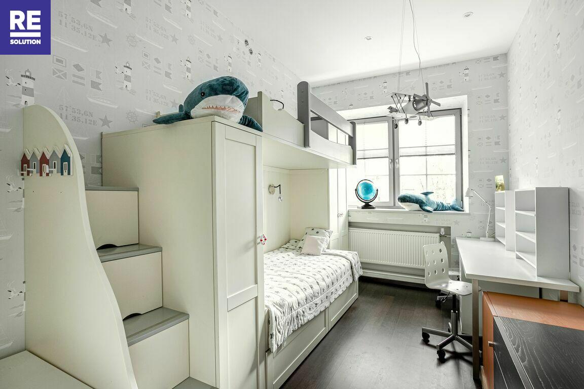 Nuomojamas butas A. Mickevičiaus g., Žvėryne, Vilniuje, 101 kv.m ploto, 4 kambariai nuotrauka nr. 13