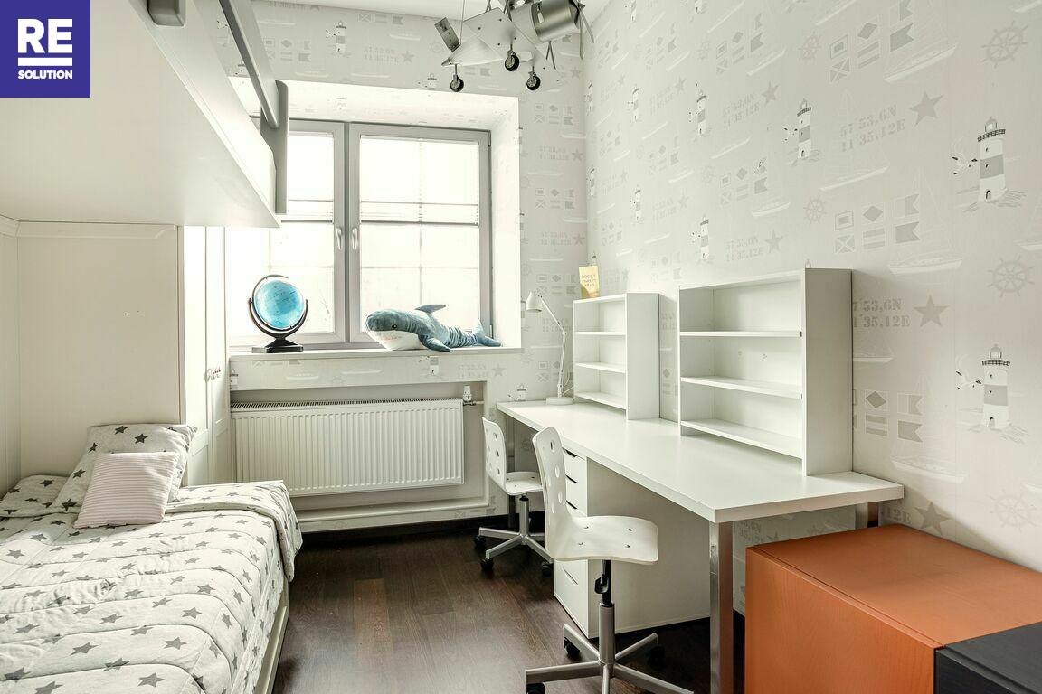 Nuomojamas butas A. Mickevičiaus g., Žvėryne, Vilniuje, 101 kv.m ploto, 4 kambariai nuotrauka nr. 14