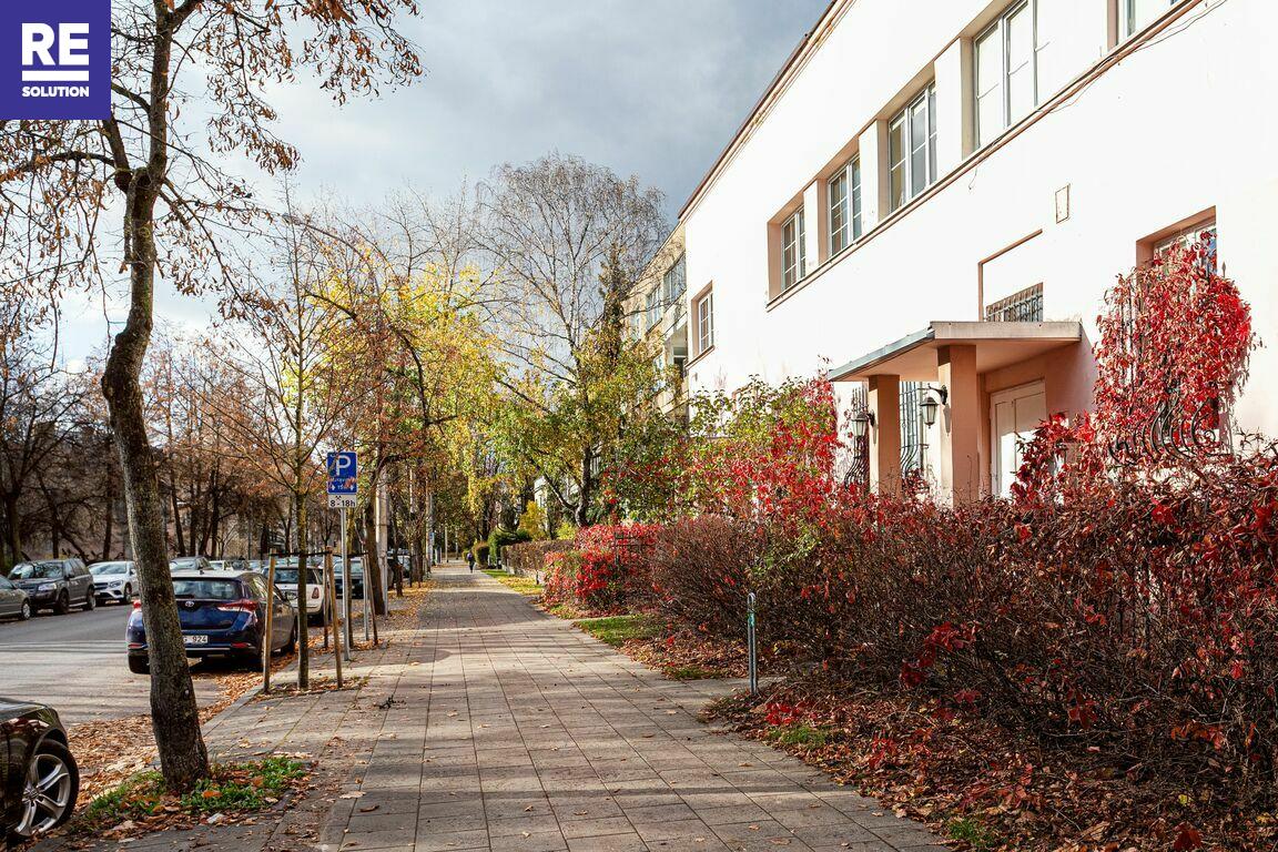 Nuomojamas butas A. Mickevičiaus g., Žvėryne, Vilniuje, 101 kv.m ploto, 4 kambariai nuotrauka nr. 22
