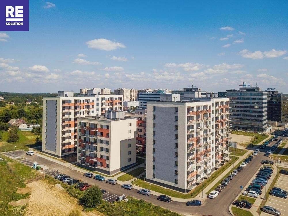 Parduodamas butas Eitminų g., Pašilaičiai, Vilniaus m., Vilniaus m. sav., 51.71 m2 ploto, 2 kambariai