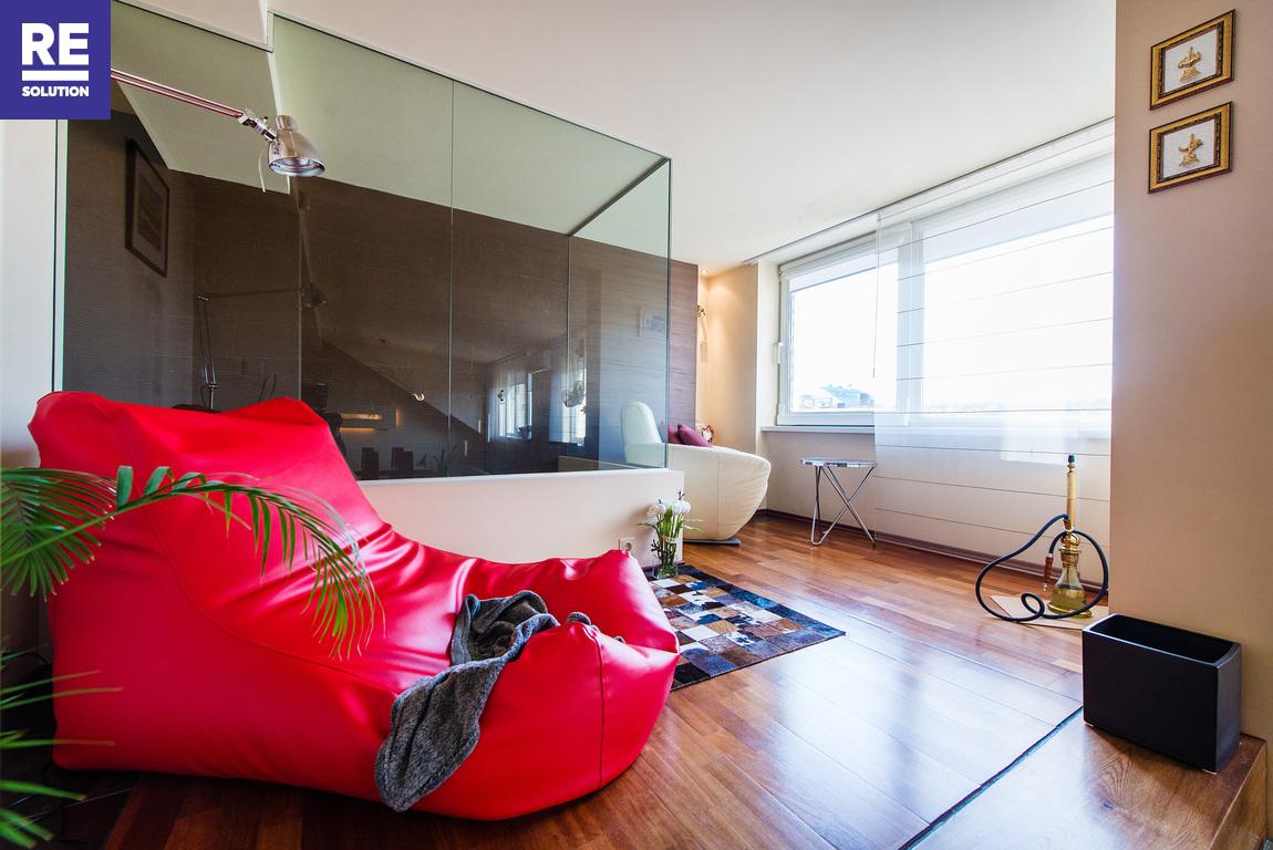 Parduodamas 5 kambarių butas A. Vienuolio g., Senamiestyje, Vilniuje! nuotrauka nr. 5