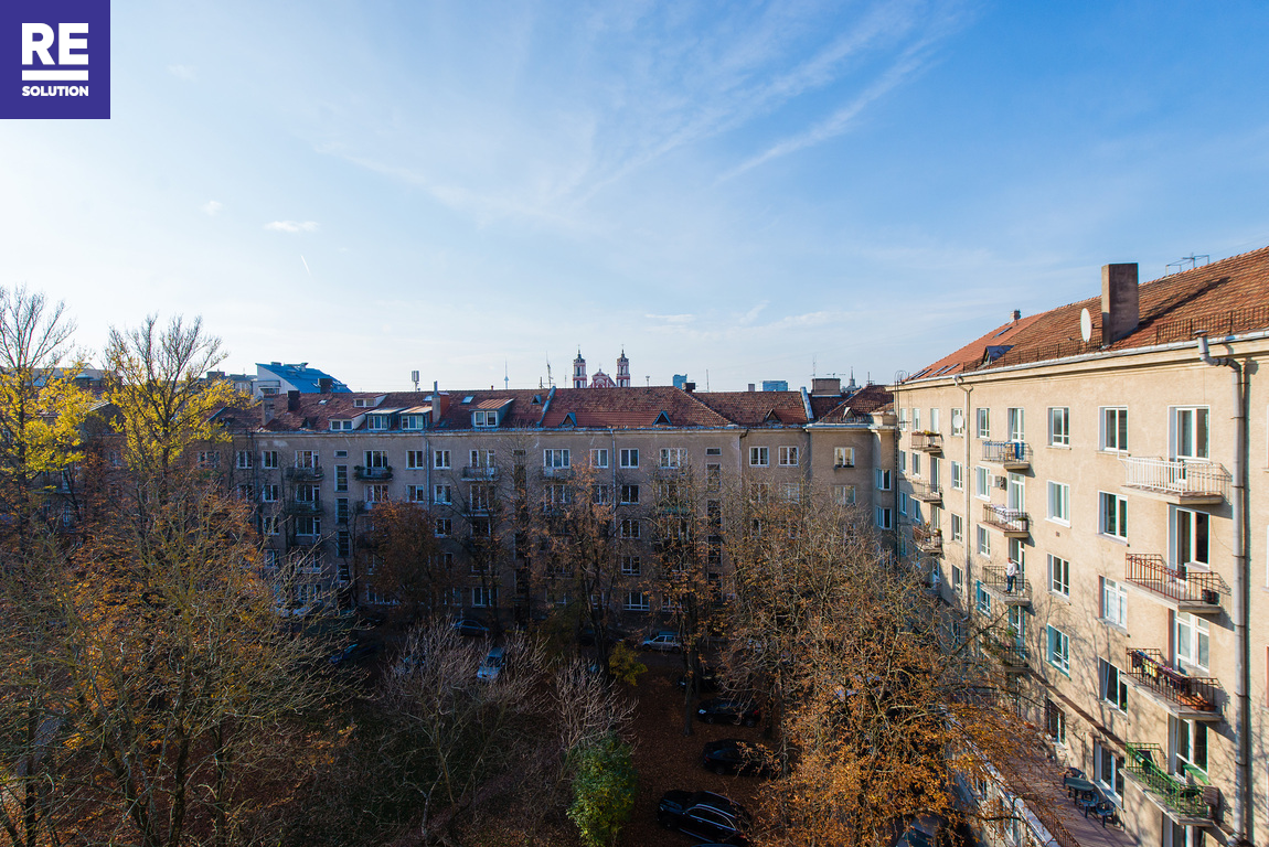 Parduodamas 5 kambarių butas A. Vienuolio g., Senamiestyje, Vilniuje! nuotrauka nr. 6