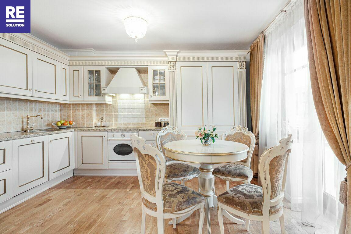 Parduodamas butas Aguonų g., Senamiestyje, Vilniuje, 89.76 kv.m ploto, 3 kambariai nuotrauka nr. 6