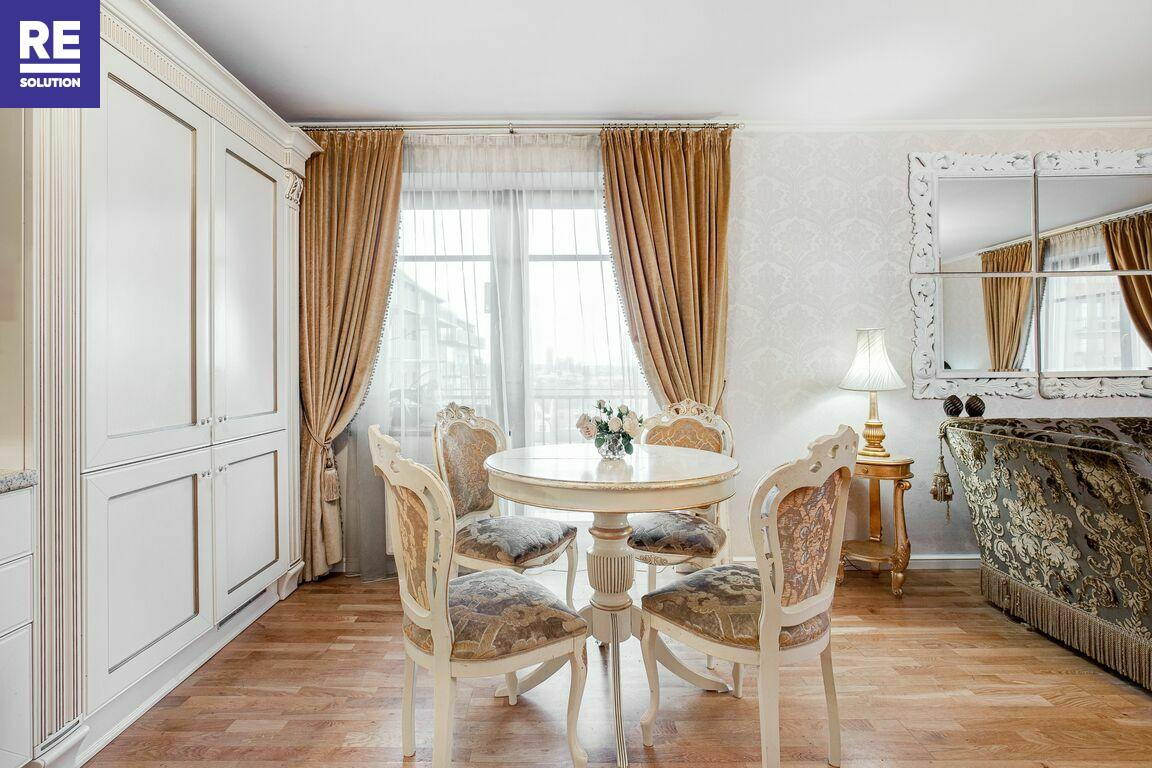 Parduodamas butas Aguonų g., Senamiestyje, Vilniuje, 89.76 kv.m ploto, 3 kambariai nuotrauka nr. 7