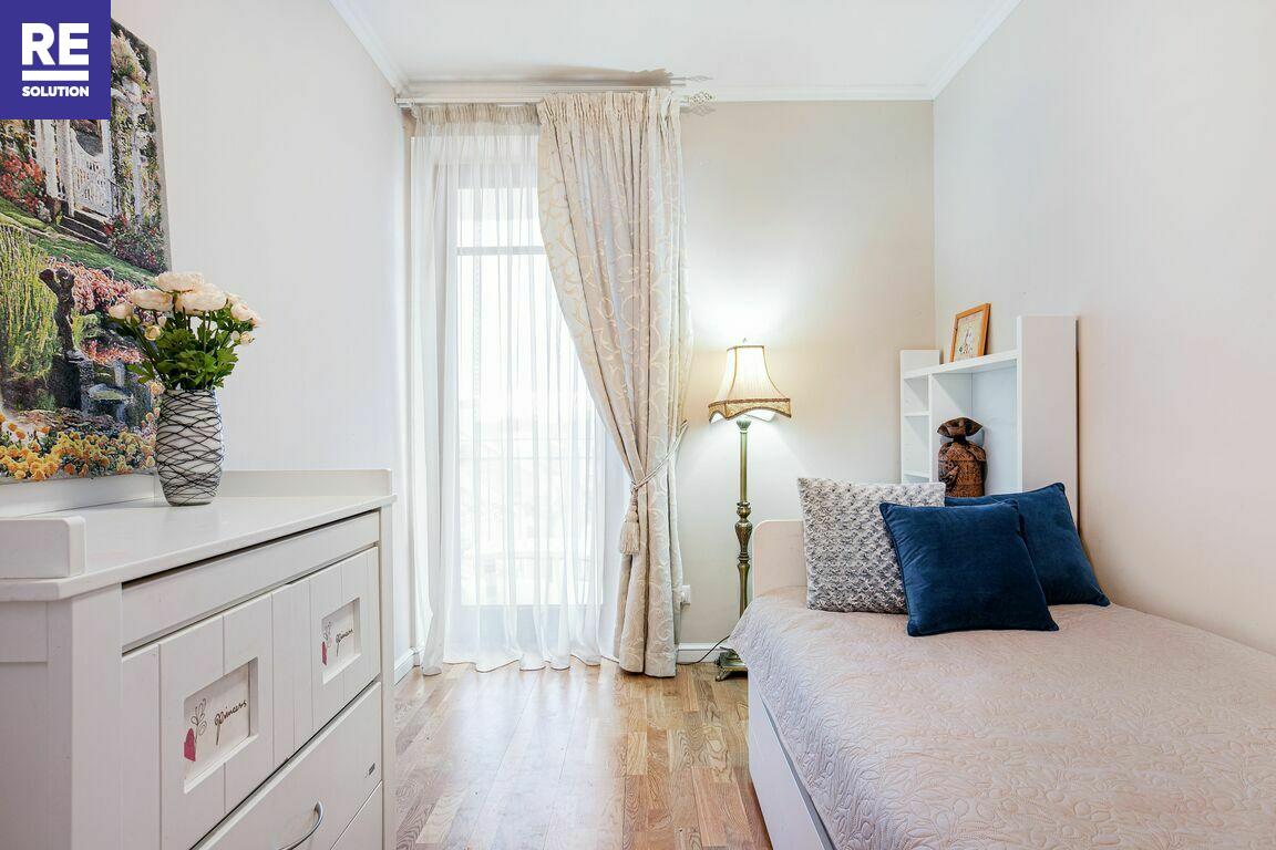 Parduodamas butas Aguonų g., Senamiestyje, Vilniuje, 89.76 kv.m ploto, 3 kambariai nuotrauka nr. 15