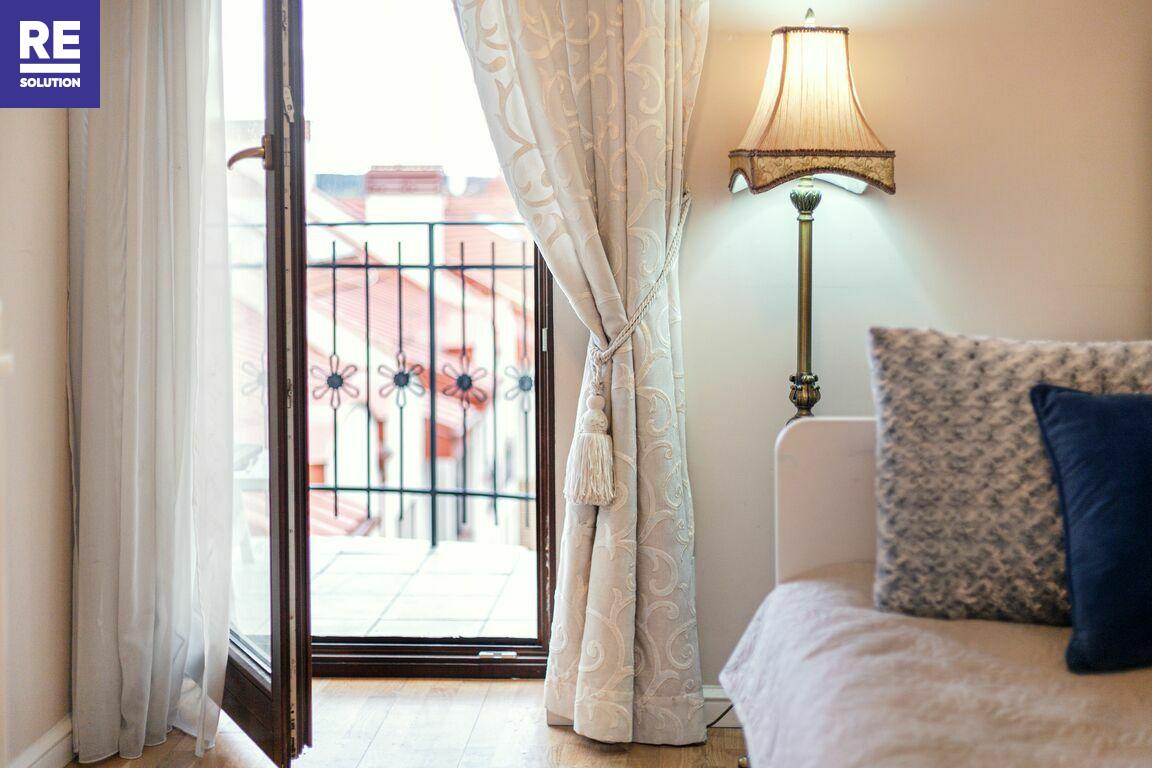 Parduodamas butas Aguonų g., Senamiestyje, Vilniuje, 89.76 kv.m ploto, 3 kambariai nuotrauka nr. 16