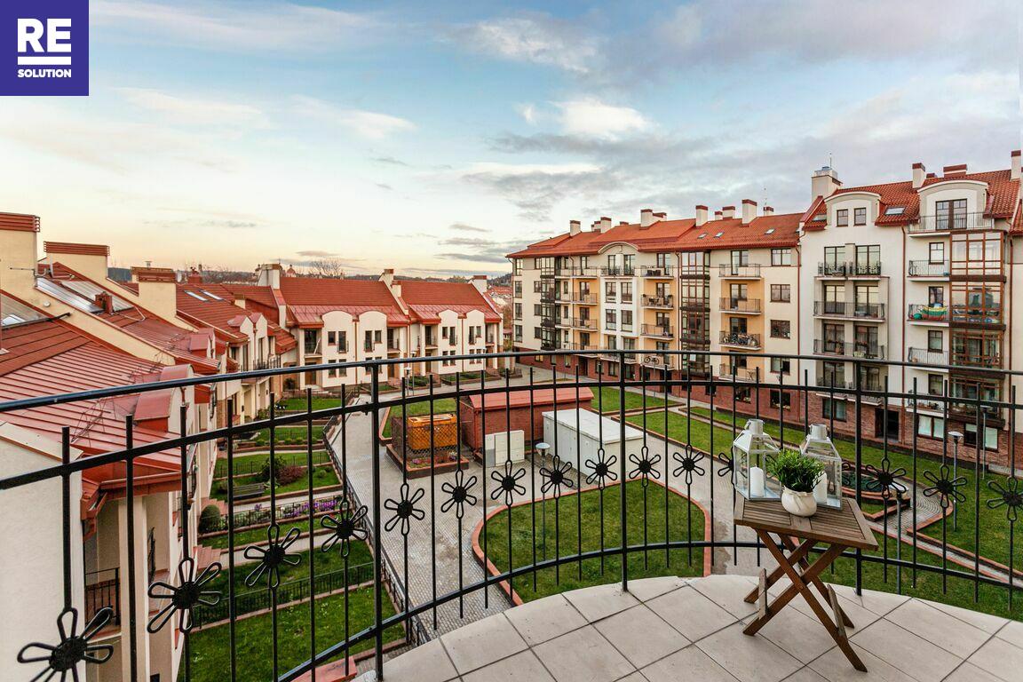 Parduodamas butas Aguonų g., Senamiestyje, Vilniuje, 89.76 kv.m ploto, 3 kambariai nuotrauka nr. 17