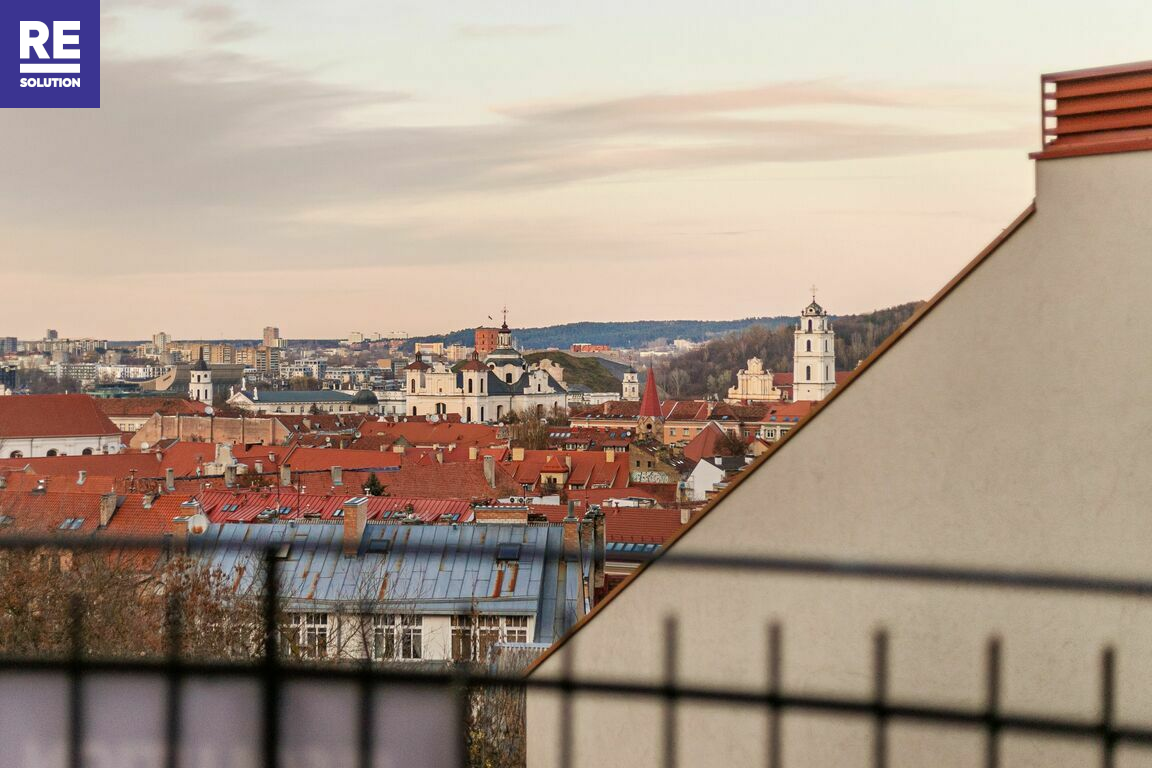 Parduodamas butas Aguonų g., Senamiestyje, Vilniuje, 89.76 kv.m ploto, 3 kambariai nuotrauka nr. 19