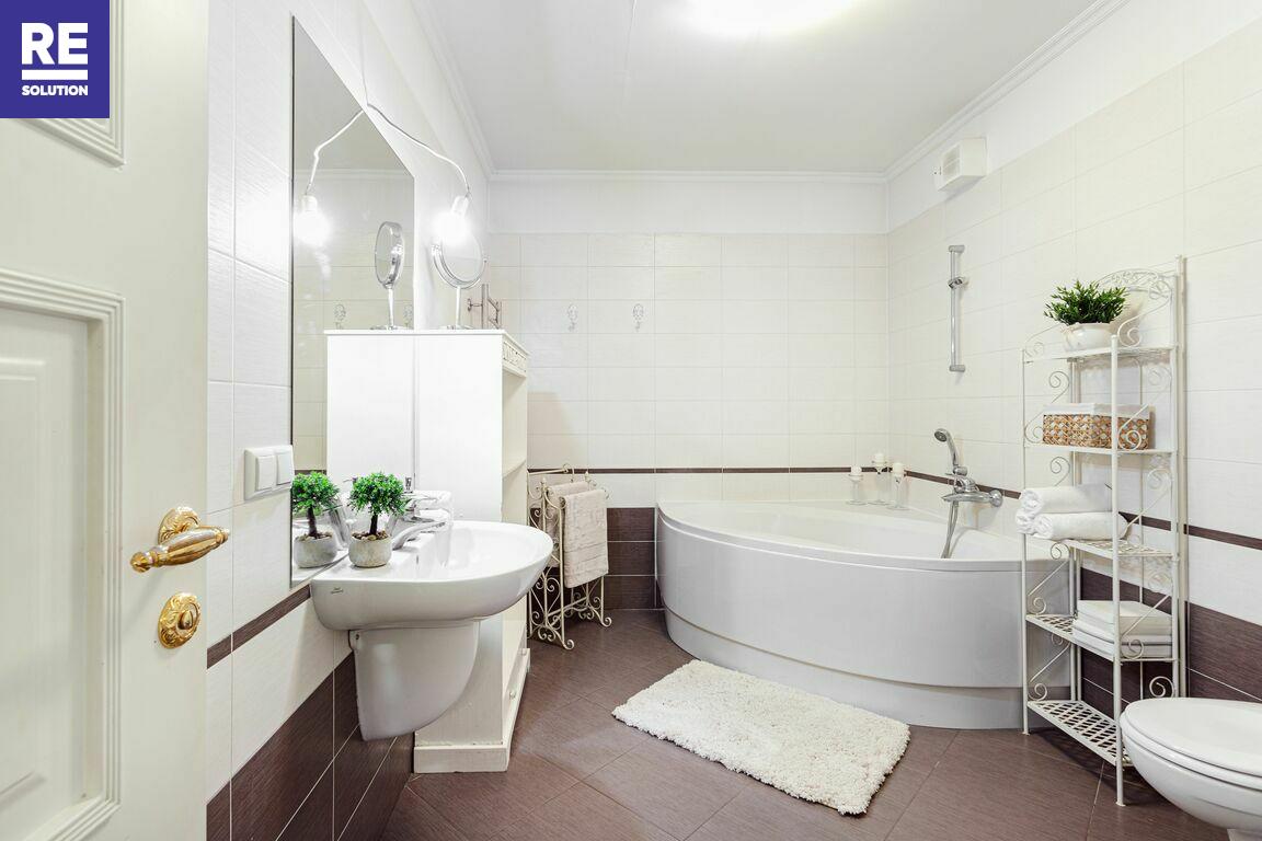 Parduodamas butas Aguonų g., Senamiestyje, Vilniuje, 89.76 kv.m ploto, 3 kambariai nuotrauka nr. 13