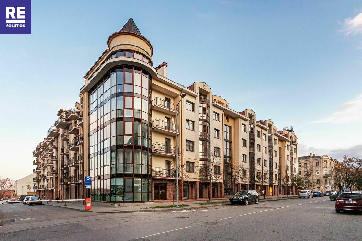 Parduodamas butas Aguonų g., Senamiestyje, Vilniuje, 89.76 kv.m ploto, 3 kambariai nuotrauka nr. 21