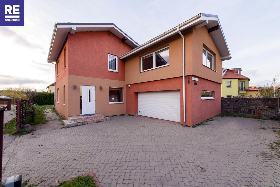 Parduodamas namas Šatrijos Raganos g., Saulėtekyje, Vilniuje nuotrauka nr. 19