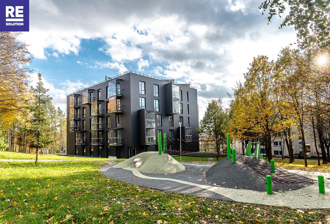 Parduodamas butas Peteliškių g., Filaretai, Vilniaus m., Vilniaus m. sav., 37.77 m2 ploto, 2 kambariai