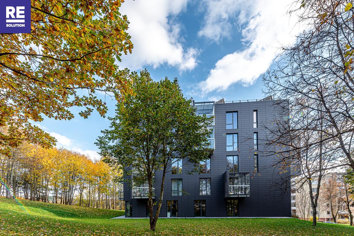 Parduodamas butas Peteliškių g., Užupis, Vilniaus m., Vilniaus m. sav., 51.88 m2 ploto, 3 kambariai
