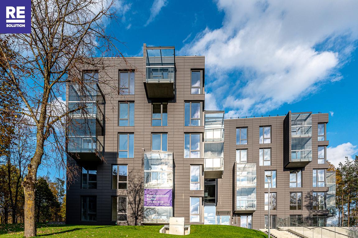 Parduodamas butas Peteliškių g., Užupis, Vilniaus m., Vilniaus m. sav., 58,51 m2 ploto, 3 kambariai