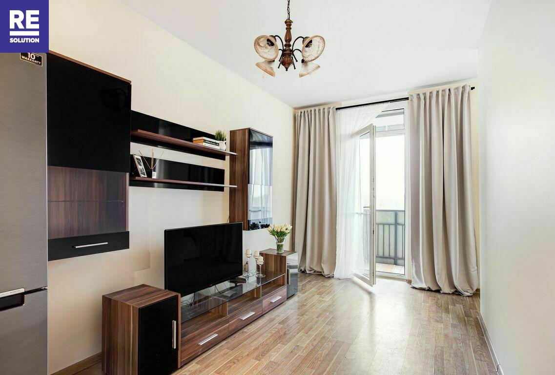 Parduodamas butas Girulių g., Pašilaičiuose, Vilniuje, 41.22 kv.m ploto, 1 kambariai nuotrauka nr. 9
