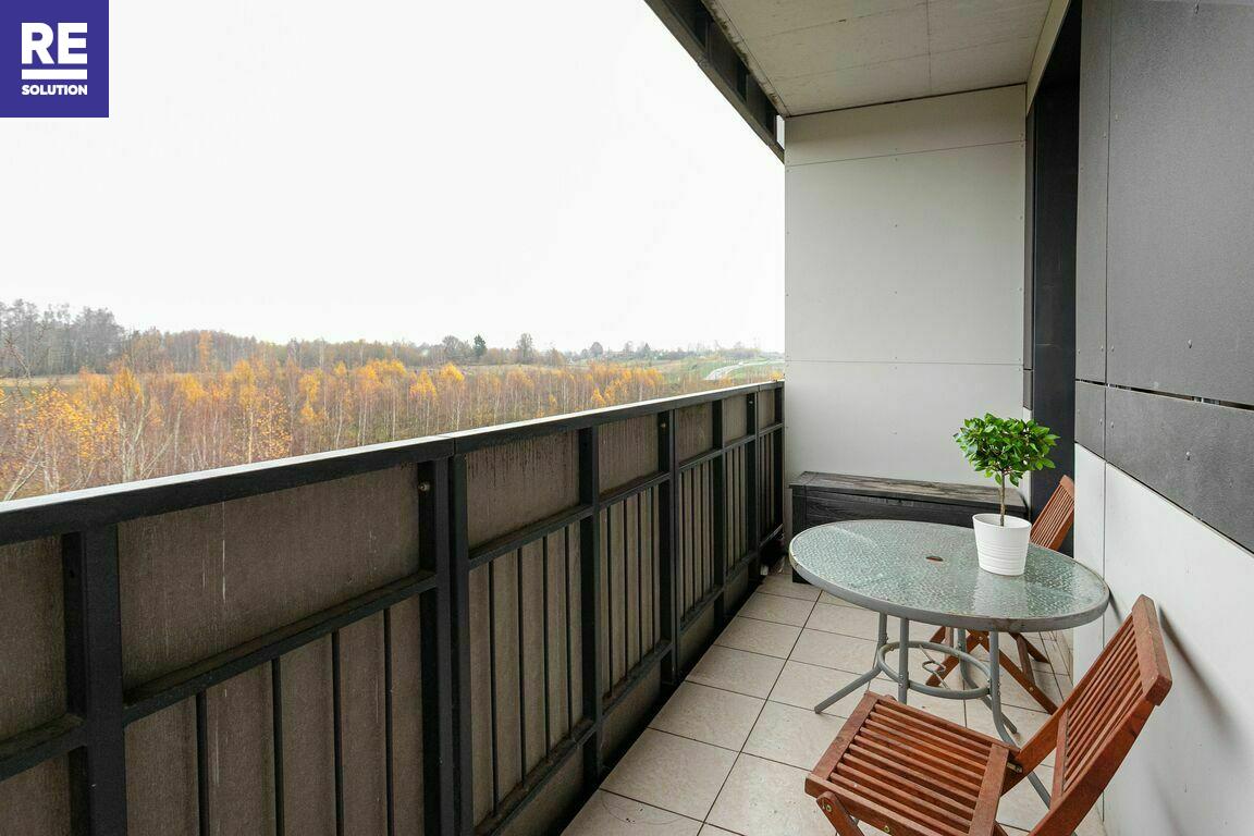 Parduodamas butas Girulių g., Pašilaičiuose, Vilniuje, 41.22 kv.m ploto, 1 kambariai nuotrauka nr. 14