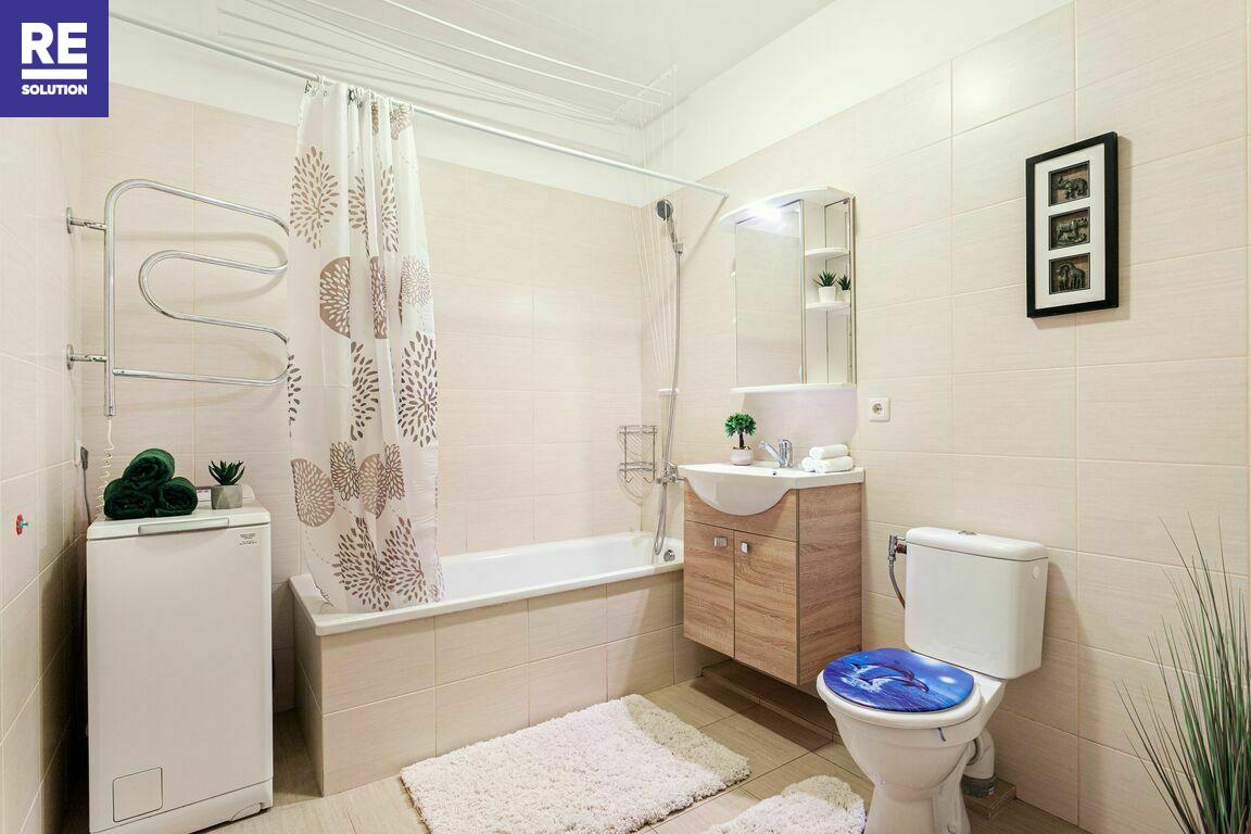 Parduodamas butas Girulių g., Pašilaičiuose, Vilniuje, 41.22 kv.m ploto, 1 kambariai nuotrauka nr. 17