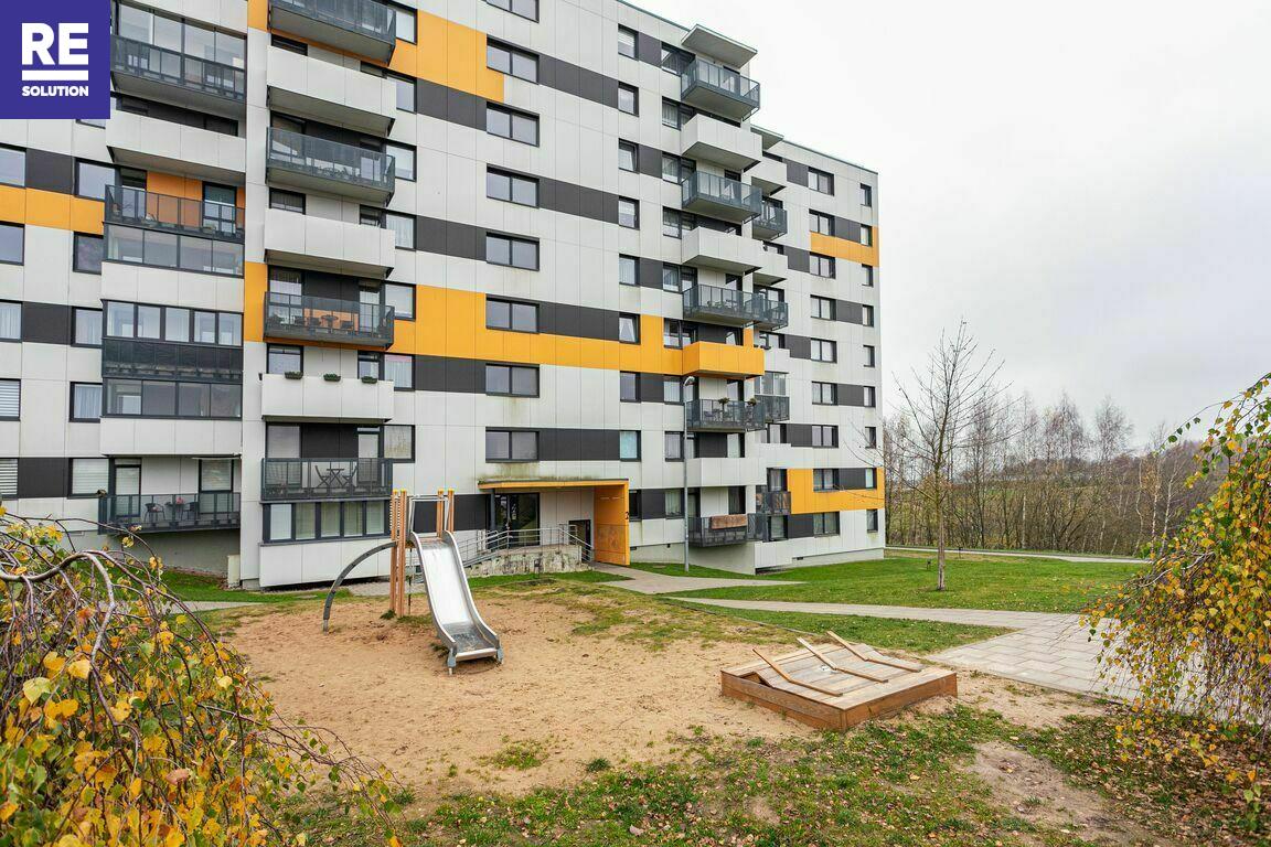 Parduodamas butas Girulių g., Pašilaičiuose, Vilniuje, 41.22 kv.m ploto, 1 kambariai nuotrauka nr. 22