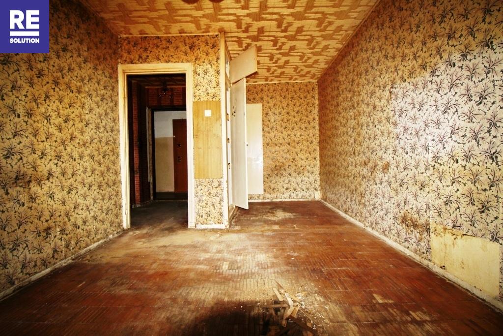 Parduodamas butas Kalvarijų g., Šnipiškėse, Vilniuje, 26.96 kv.m ploto, 2 kambariai