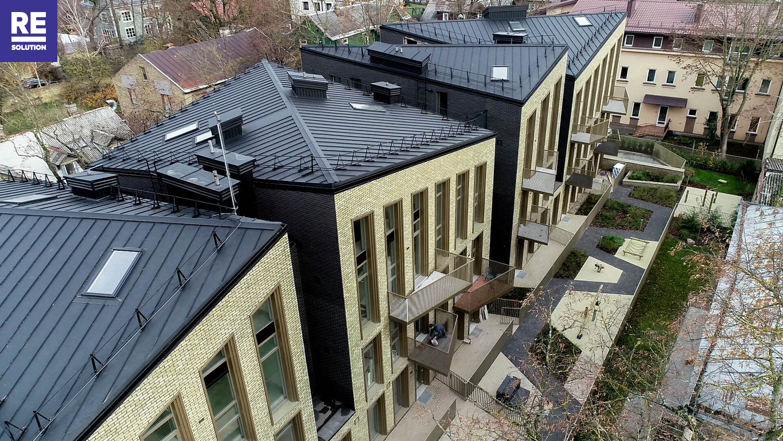 Parduodamas butas Vytauto g., Žvėryne, Vilniuje, 71.23 kv.m ploto, 3 kambariai nuotrauka nr. 6