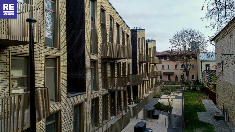 Parduodamas butas Vytauto g., Žvėryne, Vilniuje, 83.64 kv.m ploto, 3 kambariai nuotrauka nr. 7