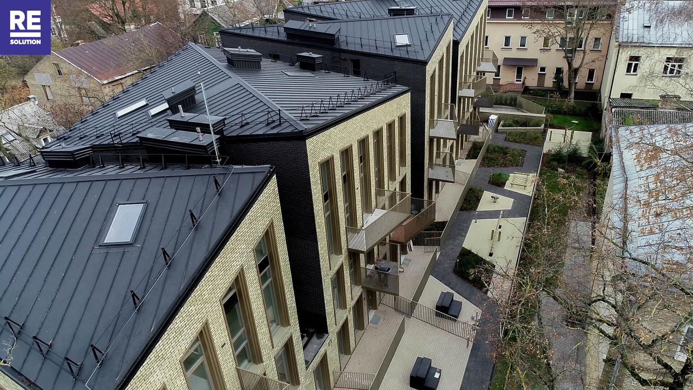Parduodamas butas Vytauto g., Žvėryne, Vilniuje, 83.64 kv.m ploto, 3 kambariai nuotrauka nr. 11