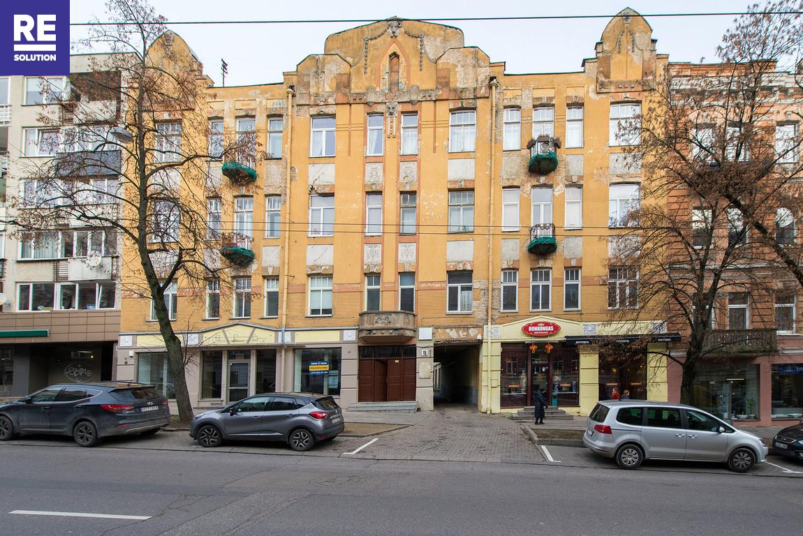 Parduodamas butas J. Basanavičiaus g., Senamiestyje, Vilniuje, 83.15 kv.m ploto, 3 kambariai nuotrauka nr. 5