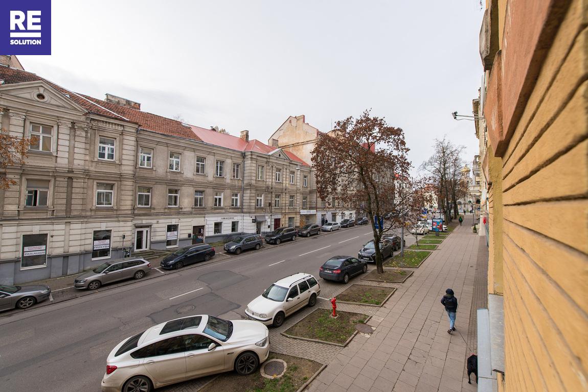 Parduodamas butas J. Basanavičiaus g., Senamiestyje, Vilniuje, 80.46 kv.m ploto, 3 kambariai nuotrauka nr. 12