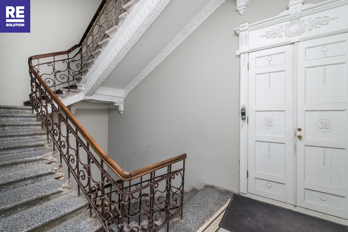 Parduodamas butas J. Basanavičiaus g., Senamiestyje, Vilniuje, 80.46 kv.m ploto, 3 kambariai nuotrauka nr. 8