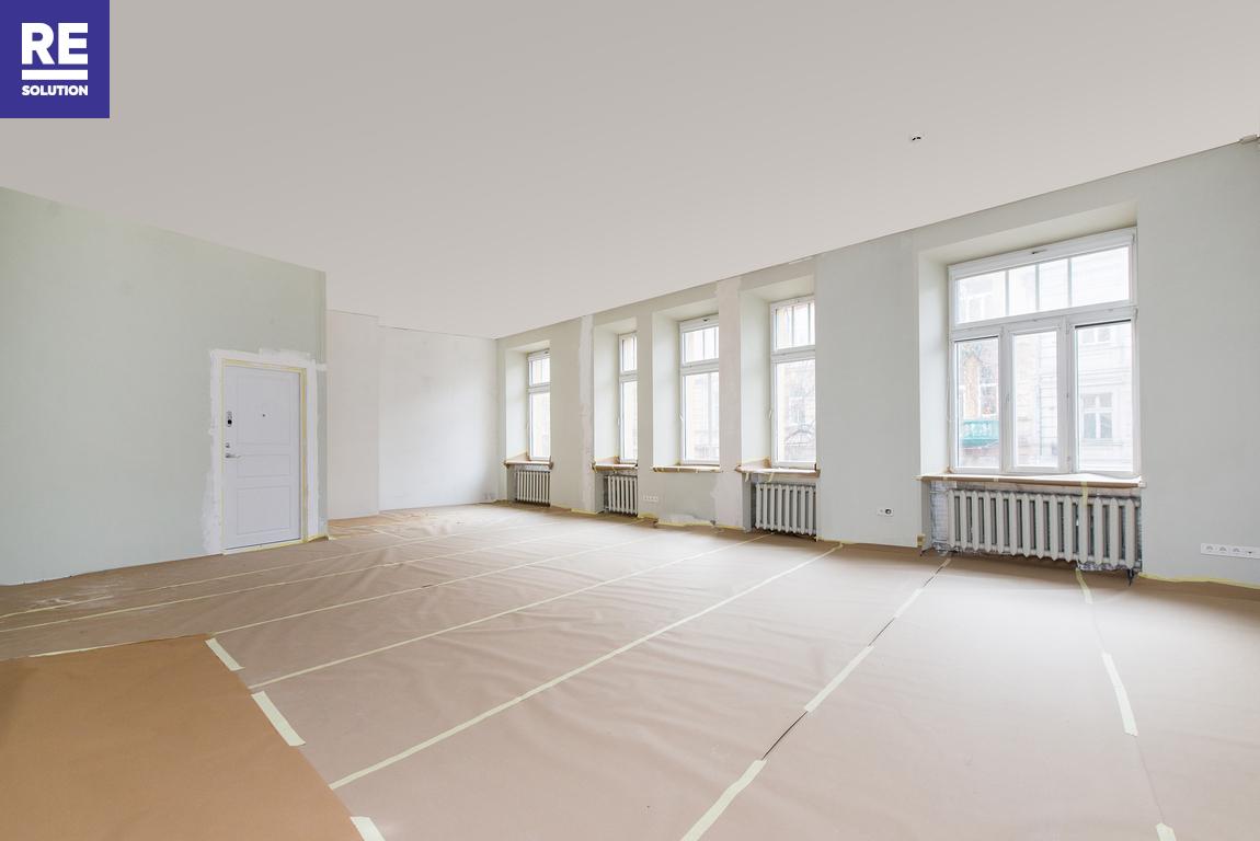 Parduodamas butas J. Basanavičiaus g., Senamiestyje, Vilniuje, 74 kv.m ploto, 3 kambariai nuotrauka nr. 1