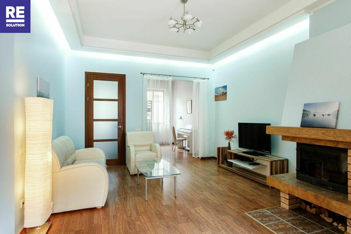 Nuomojamas butas Subačiaus g., Senamiestyje, Vilniuje, 71 kv.m ploto, 3 kambariai