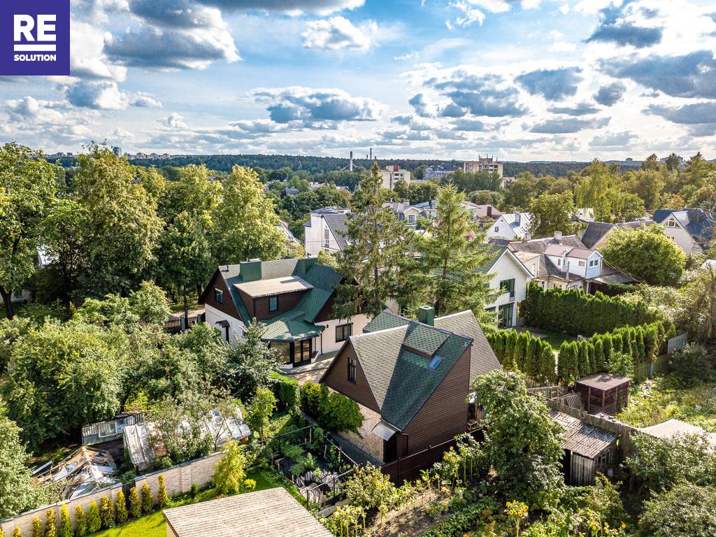 Parduodamas namas Gulbių g., Žvėryne, Vilniuje, 193.26 kv.m ploto, 2 aukštai nuotrauka nr. 17