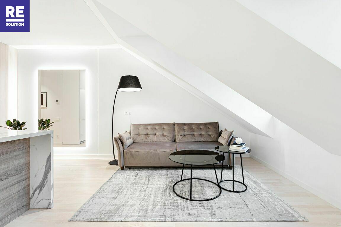 Parduodamas butas Polocko g., Užupyje, Vilniuje, 77.48 kv.m ploto, 3 kambariai nuotrauka nr. 3