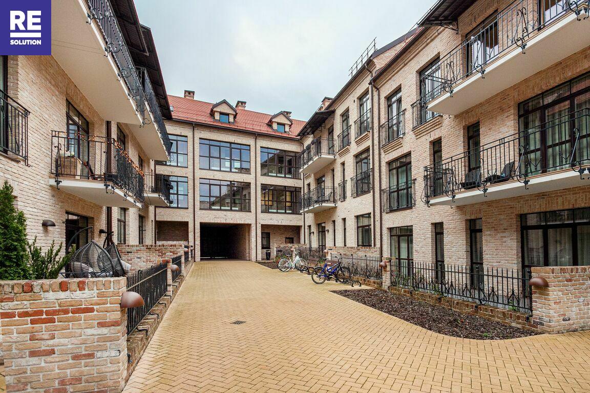 Parduodamas butas Polocko g., Užupyje, Vilniuje, 77.48 kv.m ploto, 3 kambariai nuotrauka nr. 25