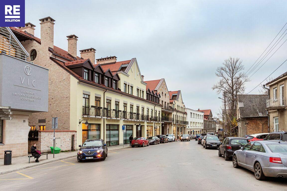 Parduodamas butas Polocko g., Užupyje, Vilniuje, 77.48 kv.m ploto, 3 kambariai nuotrauka nr. 28